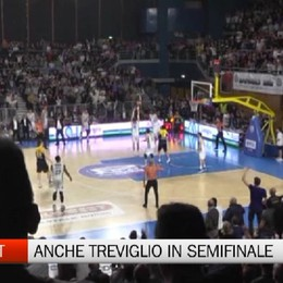Basket, in gara-5 Remer Treviglio-Tezenis Verona 81-76