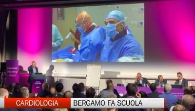Cardiologia- Bergamo fa scuola in Europa