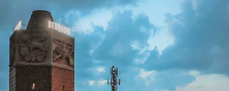 Ingresso A4  Risplende La Torre Dei Venti Dopo 18 Anni Si