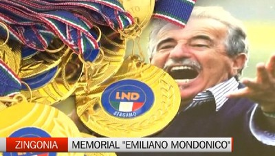 Zingonia, il primo Memorial «Emiliano Mondonico»