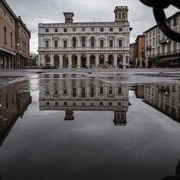 La meraviglia di piazza Vecchia