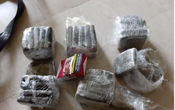 Nella borsa della spesa tre chili di hashish Pachistano arrestato a Ciserano