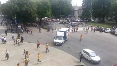 Studenti in piazza per i Fridays for future
