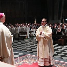 Grande gioia per Bergamo Oggi don Glauco sarà prete