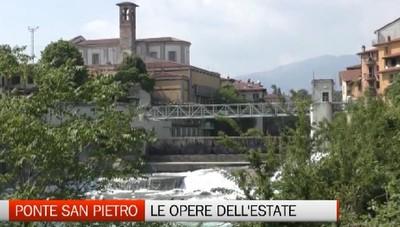 Ponte San Pietro, gli interventi pubblici dell'estate