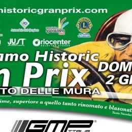 Tornano a sfrecciare i bolidi d'epoca  Sulle Mura la Coppa Città di Bergamo