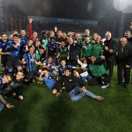 Atalanta, stagione perfetta. Bergamo ora può urlare: è Champions League