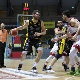 Bergamo, inizia male la semifinale playoff Sconfitta a Capo d'Orlano per 90-73