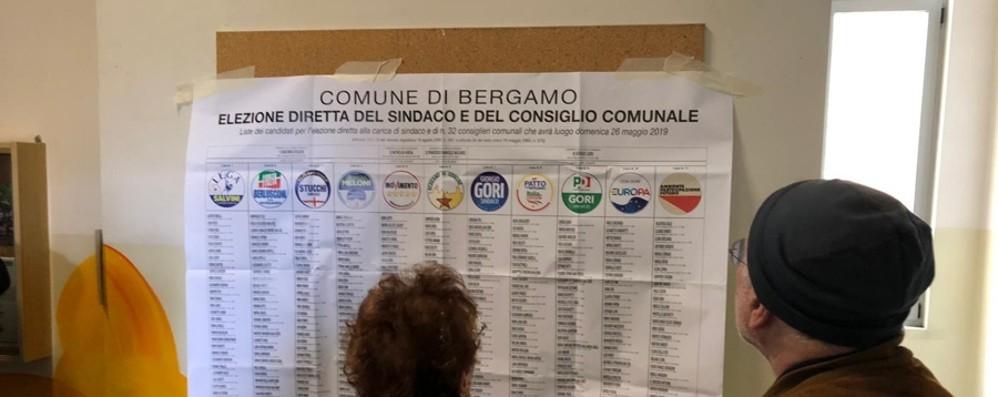 Bergamo, oltre 93 mila elettori e 110 seggi Documenti non validi? Ecco cosa fare