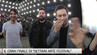 Il gran finale di Settima Arte Festival