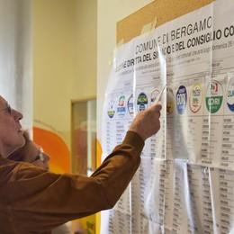 La lunga maratona elettorale Segui  Bergamo Tv direttamente qui