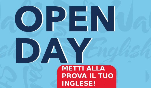 OPEN DAY WALL STREET ENGLISH