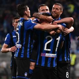 We are the Champions, Atalanta.  Da infarto, e per questo meravigliosa