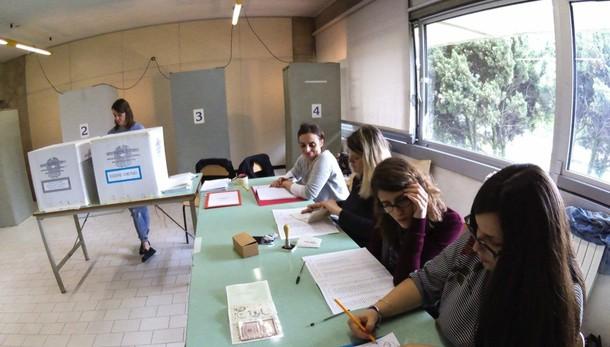 Bergamo, il tifo anche nell'urna Partecipazione al voto al 70%