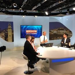 Comunali, qui la diretta di «Bergamo Tv» Tutti i risultati, i commenti e le analisi