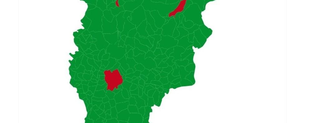 Europee, la mappa del voto in provincia Marea «verde», Pd vince in soli 3 Comuni