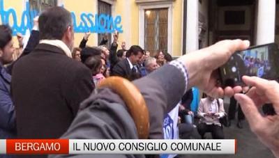 Bergamo: ecco il nuovo consiglio comunale