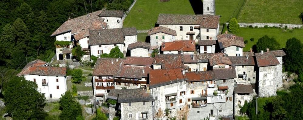 La «Cnn»: visitate Cornello dei Tasso «È un borgo medievale da fiaba»