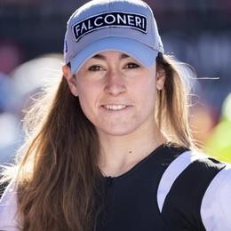 Sofia Goggia premiata in Regione «Rosa camuna» alla sciatrice orobica