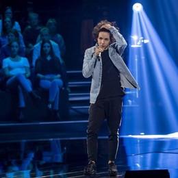The Voice, è la serata della «Battle» C'è anche il 17enne bergamasco Andrea