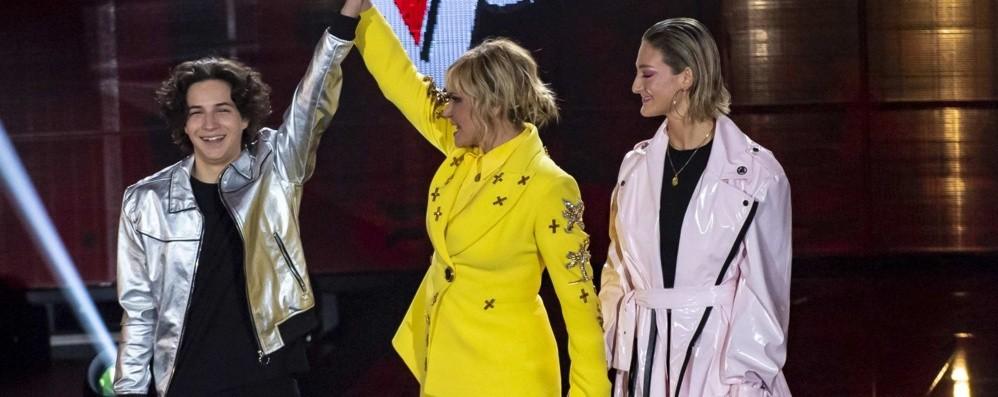 The Voice, super Andrea Bertè  Sul ring batte Beatrice con «Seven Years»