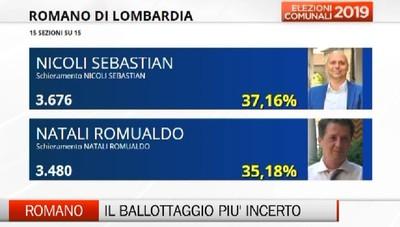 A Romano il ballottaggio più incerto