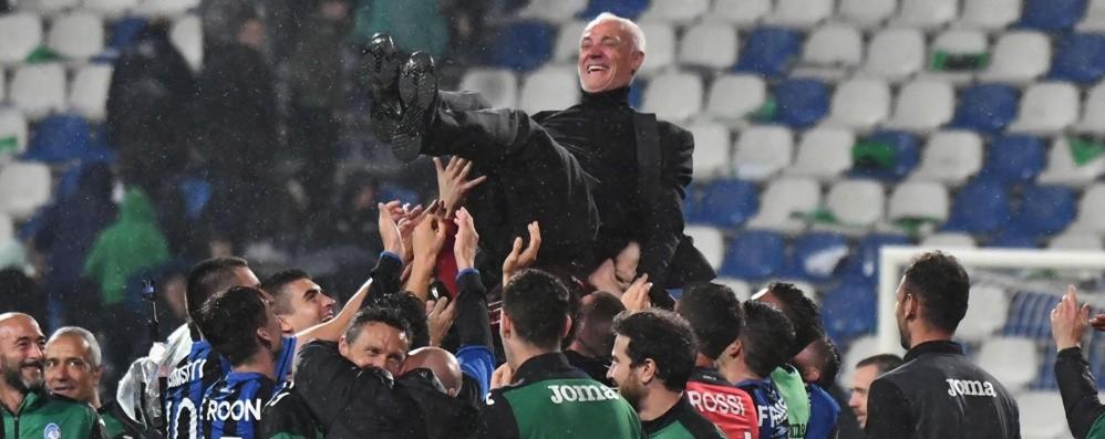 Deroga Uefa per giocare a Bergamo? Champions, Percassi ci pensa - Il video