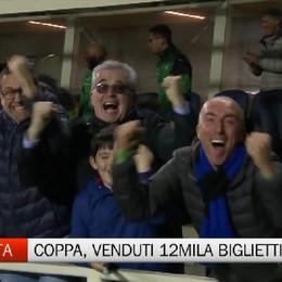 Atalanta-Lazio, venduti oltre dodicimila biglietti