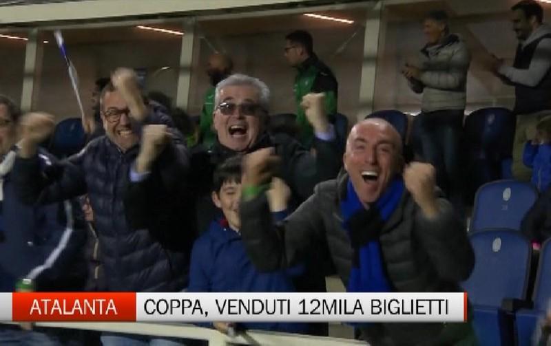 Atalanta Lazio Venduti Oltre Dodicimila Biglietti Video Bergamo