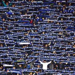 La sciarpa dal «cuore nerazzurro» in edicola con L'Eco di Bergamo