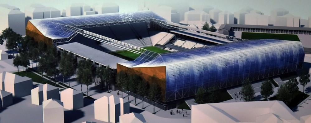 Nuovo stadio, i tubi sono made in Dalmine Da Tenaris 700 tonnellate per la Pisani
