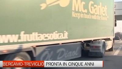 Bergamo-Treviglio pronta nel 2024 se la Regione dice sì