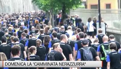 Club Amici Atalanta, domenica la Camminata Nerazzurra