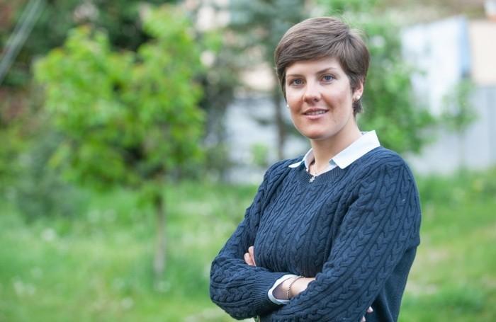 Gloria Carletti, sindaco di Foppolo, 27 anni