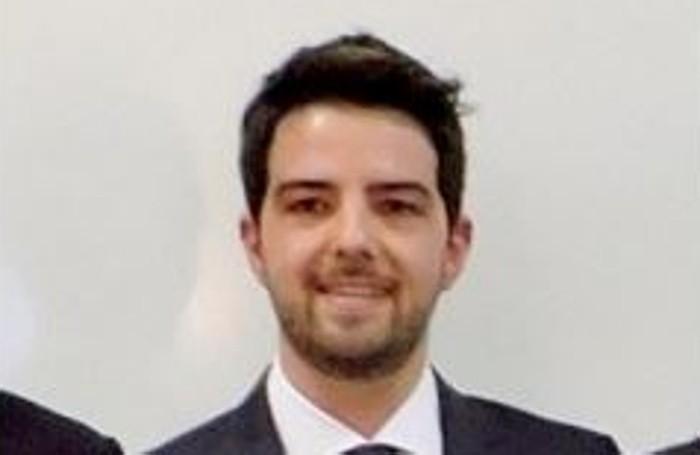 Manuel Rossi, sindaco a Santa Brigida, 28 anni