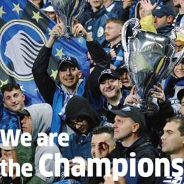 We are the Champions: l'inserto di 96 pagine sull'Atalanta potete leggerlo anche qui
