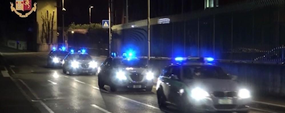 Immigrazione clandestina, blitz a Livorno Perquisizioni anche una Seriate
