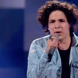 «The Voice», eliminato Andrea Bertè L'inedito «Ferma questo istante» - Video