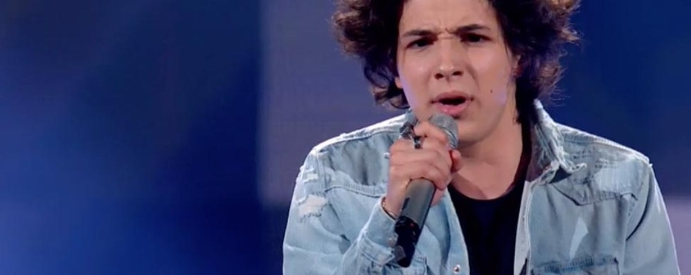 «The Voice», eliminato Andrea Bertè L'inedito «Ferma questo istante» - Video