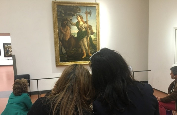 Firenze mostra Panigada