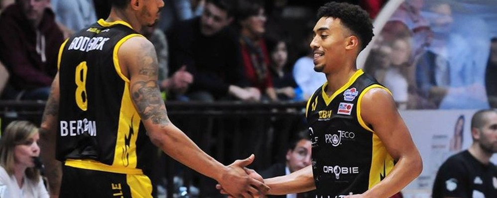 Basket, Bergamo s'impone a Mantova Gara amara per la Remer Treviglio