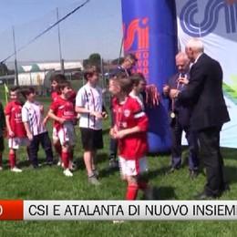 Coppa Bergamo - Csi e Atalanta di nuovo insieme