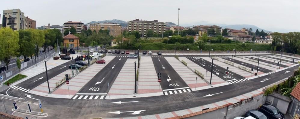 Aperto il parcheggio dell'ex Gasometro 312 posti auto a servizio della stazione