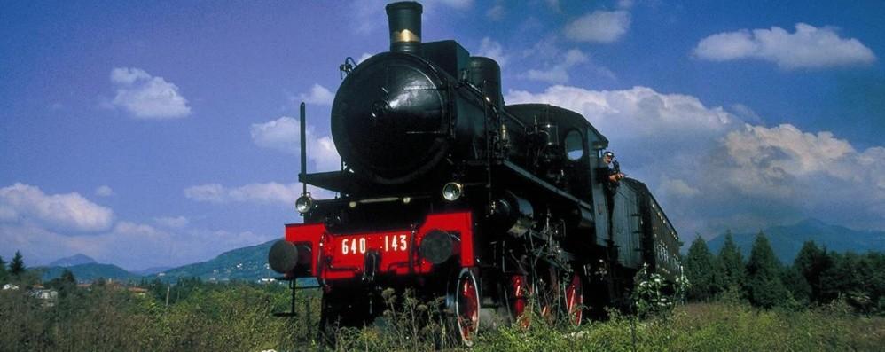 Treni storici, le nuove corse Ecco i tre percorsi in Lombardia
