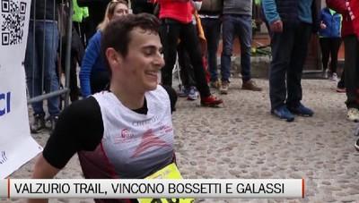 Valzurio Trail, vincono Bossetti e Galassi