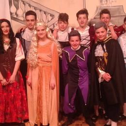 Il Rigoletto sbarca a Gorno Protagonisti i ragazzi della scuola