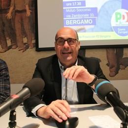 Romano, verso il ballottaggio Oggi Giorgetti, martedì Zingaretti