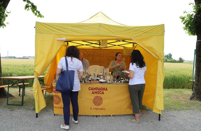Eco café mapello stand