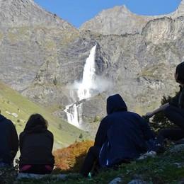 Cascate del Serio, al via lo spettacolo Il triplice salto riapre domenica