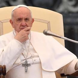 Il consenso agli insulti La denuncia del Papa
